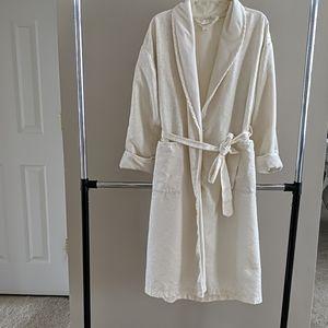 Vintage Victoria's Secret Jacquard Robe XS
